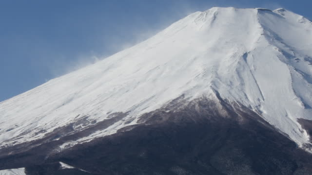 close up mt fuji - satoyama scenery stock videos & royalty-free footage