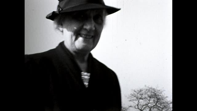 close up of an elderly woman close up of an elderly gentleman - senior women stock videos & royalty-free footage