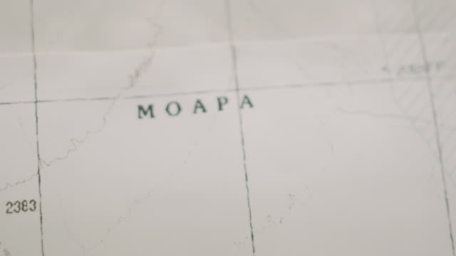 close up of map. - road map stock videos & royalty-free footage