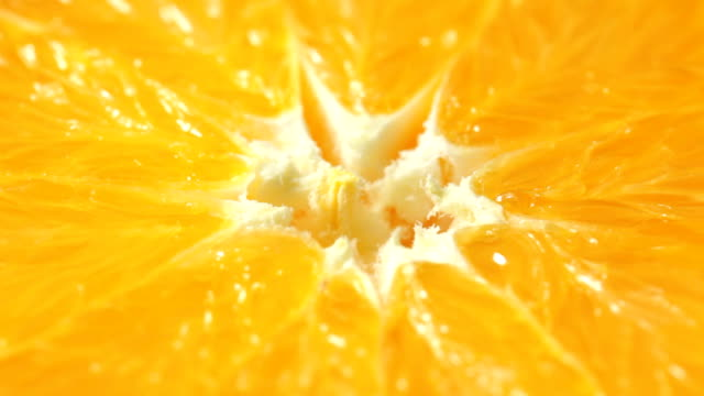 Close up of orange