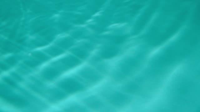 水のさざ波のクローズ アップ - 波紋点の映像素材/bロール
