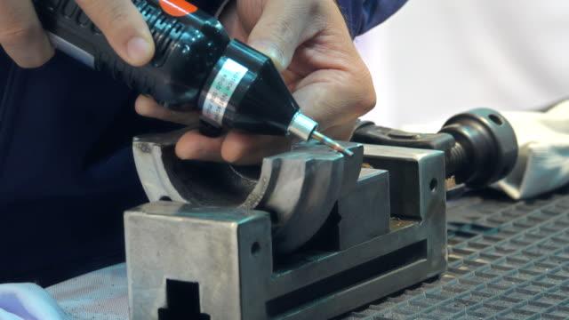 close up of welder working - metal worker stock videos & royalty-free footage