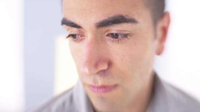 close up on businessman - プエルトリコ人点の映像素材/bロール