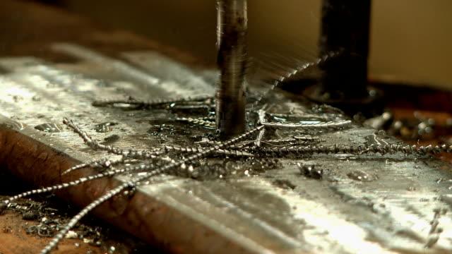 nahaufnahme schuss von drill drücken sie - notfallübung stock-videos und b-roll-filmmaterial