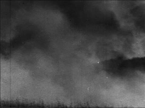 close up smoke + flames after bombing in six day war / jerusalem / newsreel - 1967 stock videos & royalty-free footage