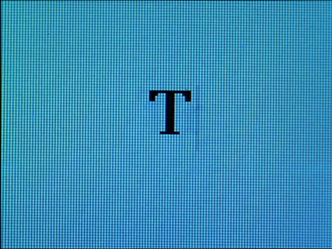 "close up ""truth"" being typed on computer screen - western script stock videos & royalty-free footage"
