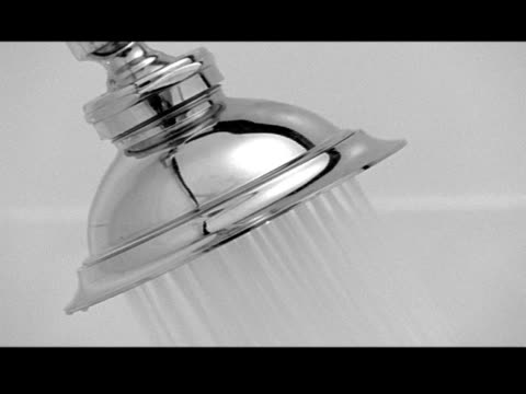 close up - shower head stock videos & royalty-free footage