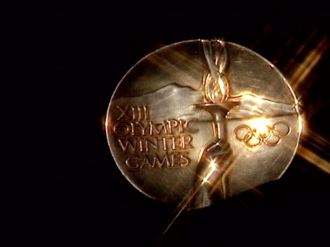close up - olympic rings stock videos & royalty-free footage