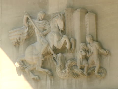 close up - relief carving stock videos & royalty-free footage