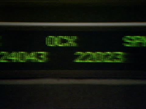 close up - hinweisschild stock-videos und b-roll-filmmaterial