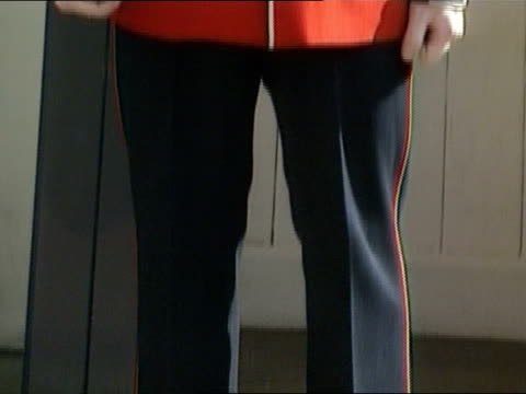 close up - honour guard stock videos & royalty-free footage