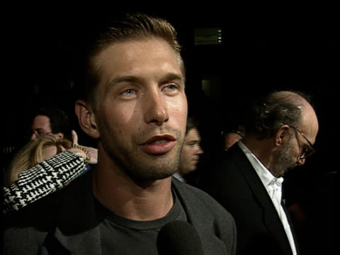 close up - stephen baldwin stock-videos und b-roll-filmmaterial