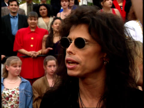 close up - steven tyler musician stock videos & royalty-free footage