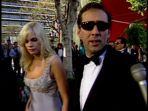 close up - nicolas cage stock videos & royalty-free footage