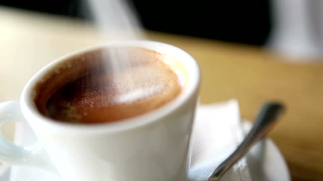 close up video of pouring sugar in coffee - eating utensil stock videos and b-roll footage