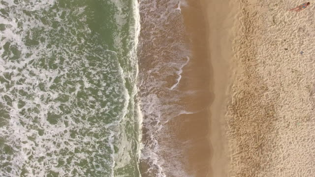 4k close up view of sea foam - extreme close up stock videos & royalty-free footage
