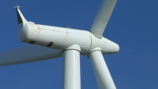 Close Up, Wind Turbine