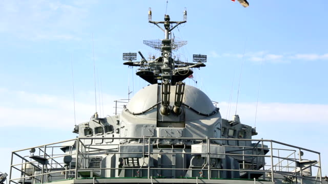 close-up - a warship - navy stock videos & royalty-free footage