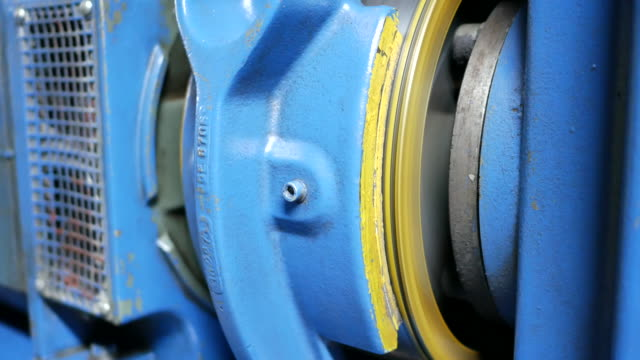 nahaufnahme elektromotor - generator stock-videos und b-roll-filmmaterial