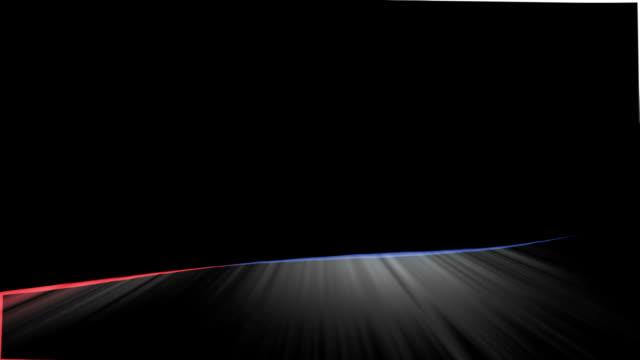 vidéos et rushes de close-up flag of russia ripples in a breeze. - banderole signalisation