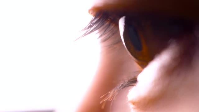 Close-up Human Eye