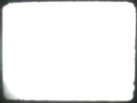close-up of a blank screen - 空白の画面点の映像素材/bロール