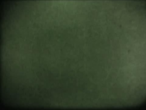 close-up of a countdown on a film leader - nummer 8 bildbanksvideor och videomaterial från bakom kulisserna