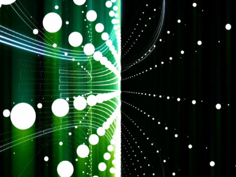 close-up of a multi-layered pattern - kringel stock-videos und b-roll-filmmaterial