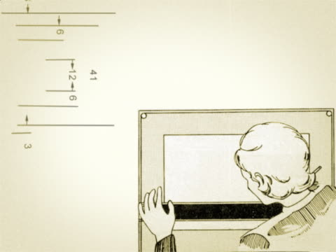 close-up of a person holding a set square - unknown gender stock videos & royalty-free footage