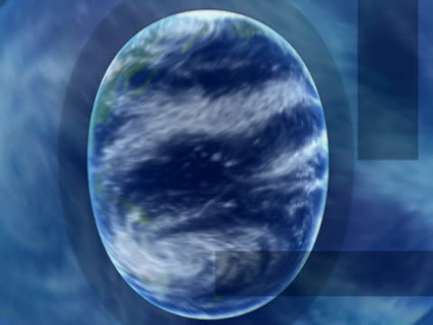close-up of a spinning globe - contracting stock videos & royalty-free footage