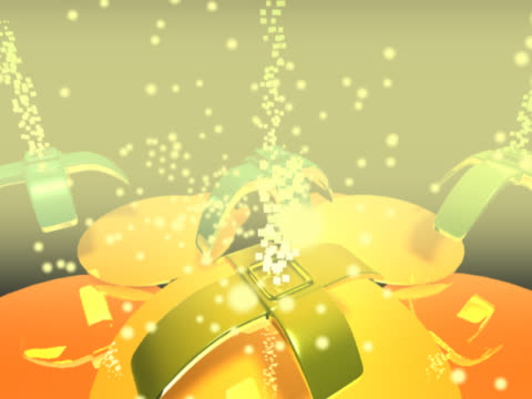 stockvideo's en b-roll-footage met close-up of bubbles emerging from objects - kleine groep dingen
