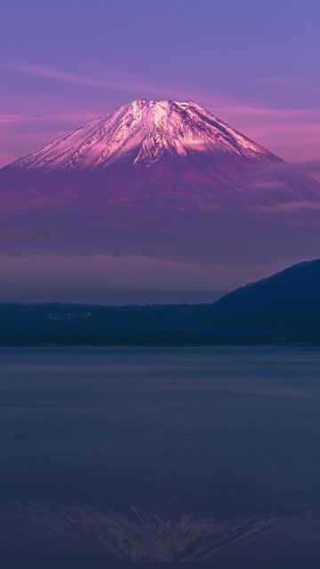 vídeos de stock, filmes e b-roll de close-up da montanha fuji no japão - cultura japonesa