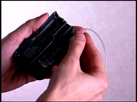 close-up of insulin pump - insulin stock videos & royalty-free footage