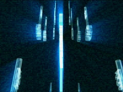 stockvideo's en b-roll-footage met close-up of keys and a dollar sign rotating - doorschijnend