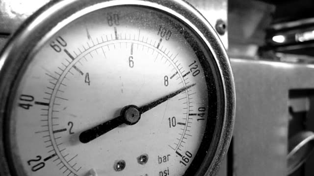 close-up of pressure gauge - spire stock videos & royalty-free footage