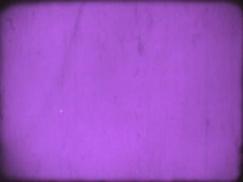 close-up of text on a film leader - aufblenden stock-videos und b-roll-filmmaterial