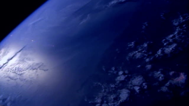 close-up of the planet earth slowly moving in space. - 1 minute or greater stock videos & royalty-free footage