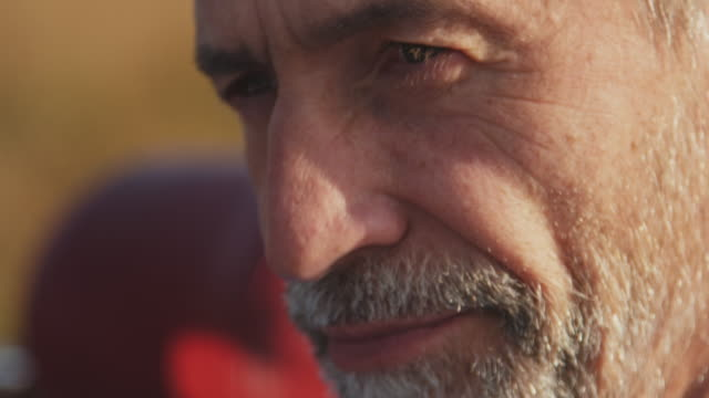close-up of thoughtful mature man looking away - remote location stock videos & royalty-free footage