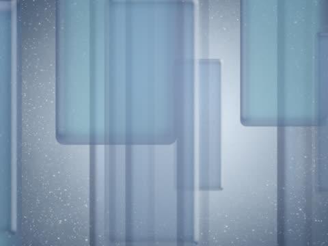 vídeos y material grabado en eventos de stock de close-up of three-dimensional shaped objects in motion - imagen virada