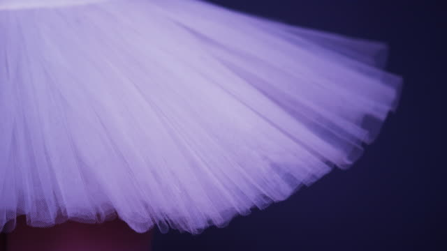 closeup of tutu - tutu stock videos and b-roll footage