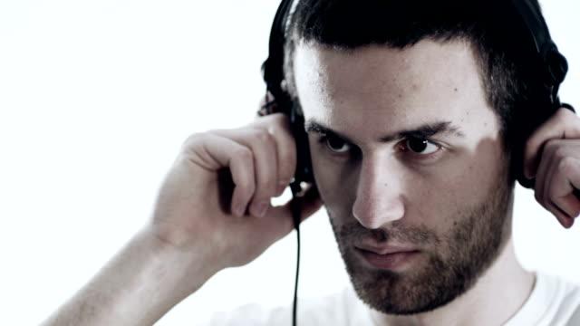 DJ-Nahaufnahme