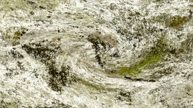 organic matter : close-up, vortex (loop) - dissolving stock videos & royalty-free footage
