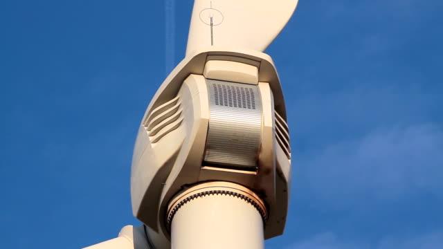 closeup wind turbine #17840689 - turbine stock videos & royalty-free footage