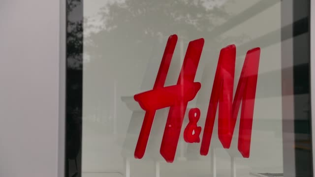 A HM clothing store is seen on January 9 2018 in Miami Beach Florida HM apologized on Monday after the Swedish clothing retailer's website in Britain...
