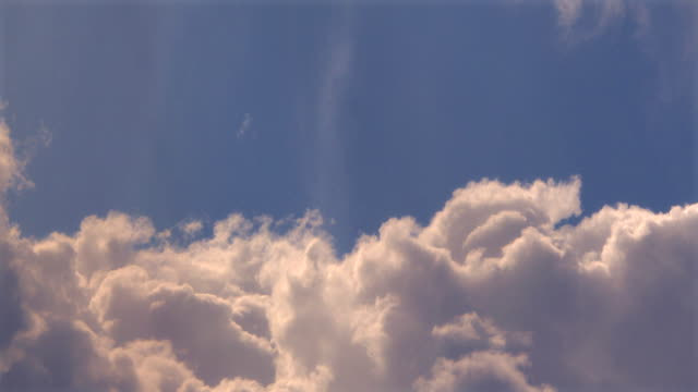 cloud change on sky time lapse - uv protection stock videos and b-roll footage