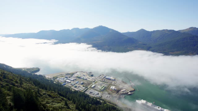 cloud curtains - juneau stock videos and b-roll footage
