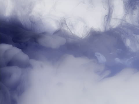 cloud effects in pearl-gray blue - cloud matte stock videos & royalty-free footage
