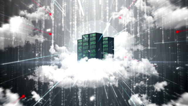 cloud server security - silicon valley stock videos and b-roll footage