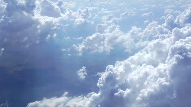 cloud texture and blue sky - heaven stock videos & royalty-free footage