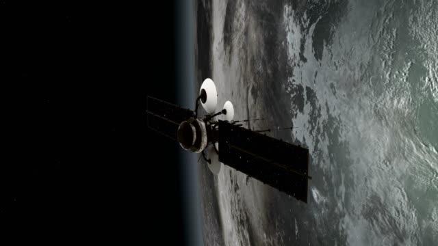 wolken über der mondoberfläche - colony stock-videos und b-roll-filmmaterial